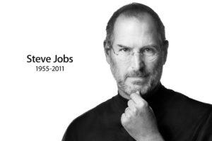 Steve Jobs - Headshot